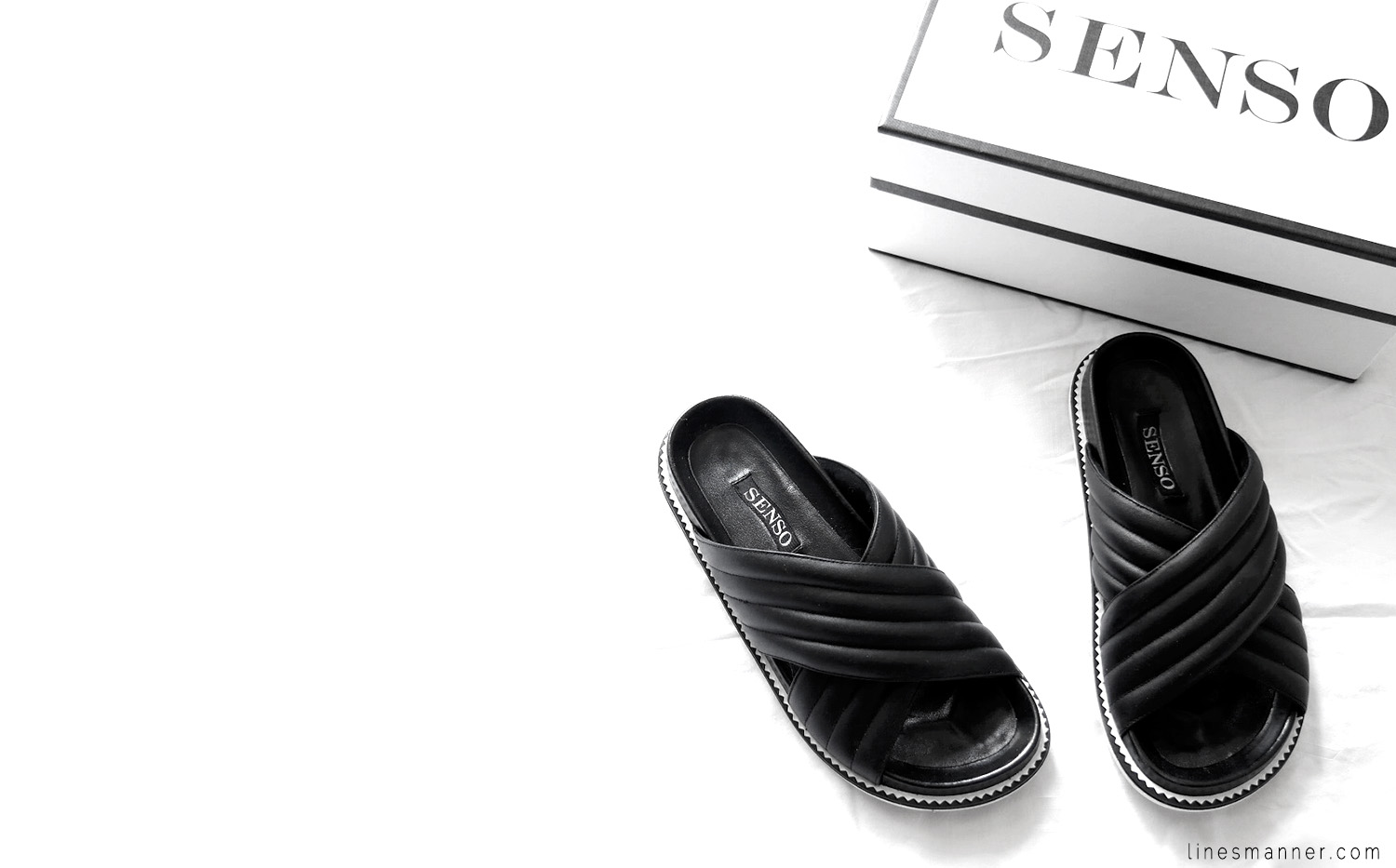 Lines-Manner-Trend-Shoes-Sandal-Comfort-Modern-Simplicity-Quality-Trend-Minimalism-Minimal-Leather-Flat-Senso-Summer-Black-Monochrome-4