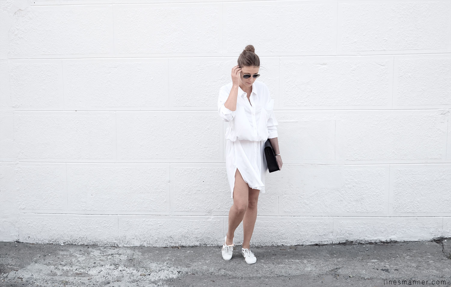 Lines-Manner-Whiteout-Fashion-Minimal-Clean-Fresh-Brigthly-All_White-Monochrome-Immaculate-Trend-Style-Sleek-Slouchy-Details-White_Shirt-Transeasonal-Dressing-Outfit-2