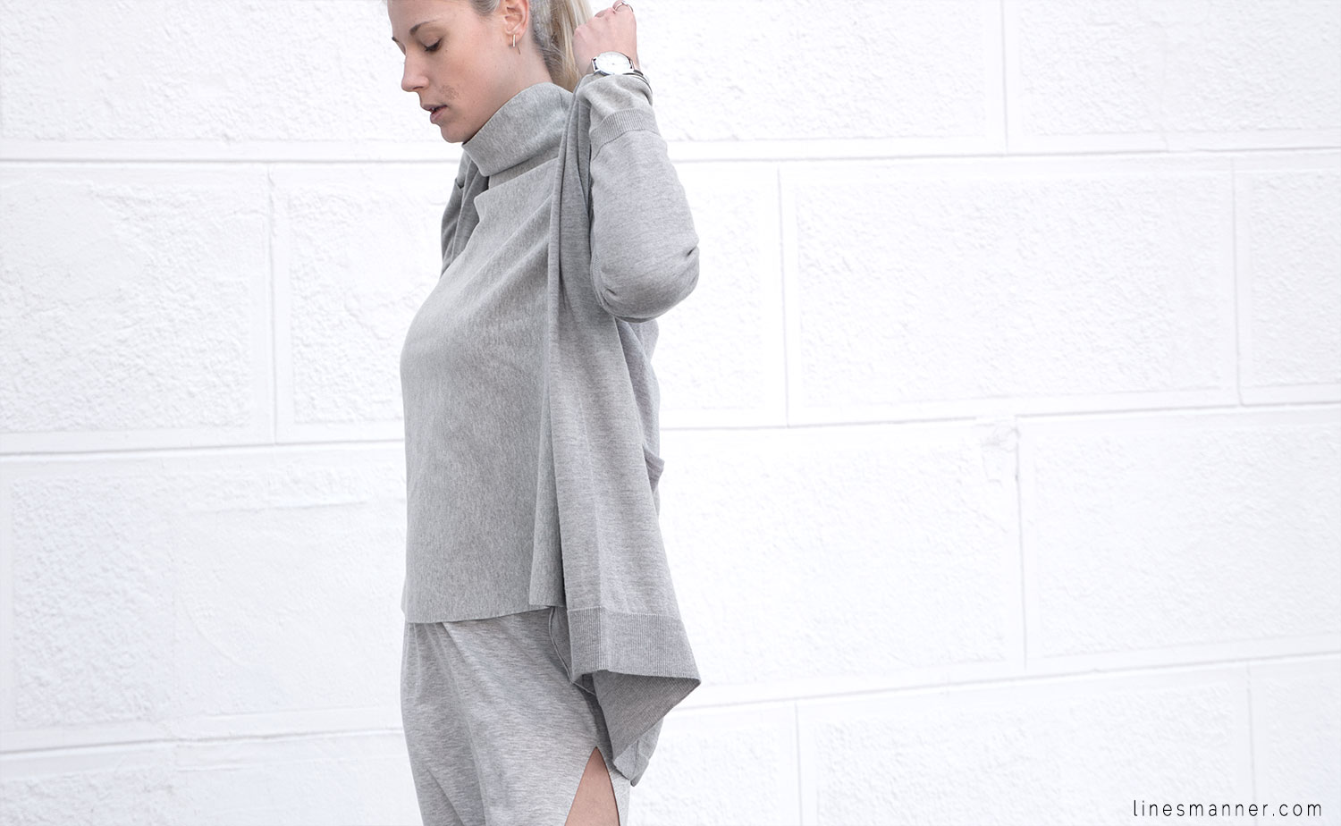Lines-Manner-Outfit-Grey_on_grey-All_grey-Simplicty-Relaxed-Casual-Textures-Essential-Details-Staples-Minimal-Knit-Cardigan-Coisa-Layering-5