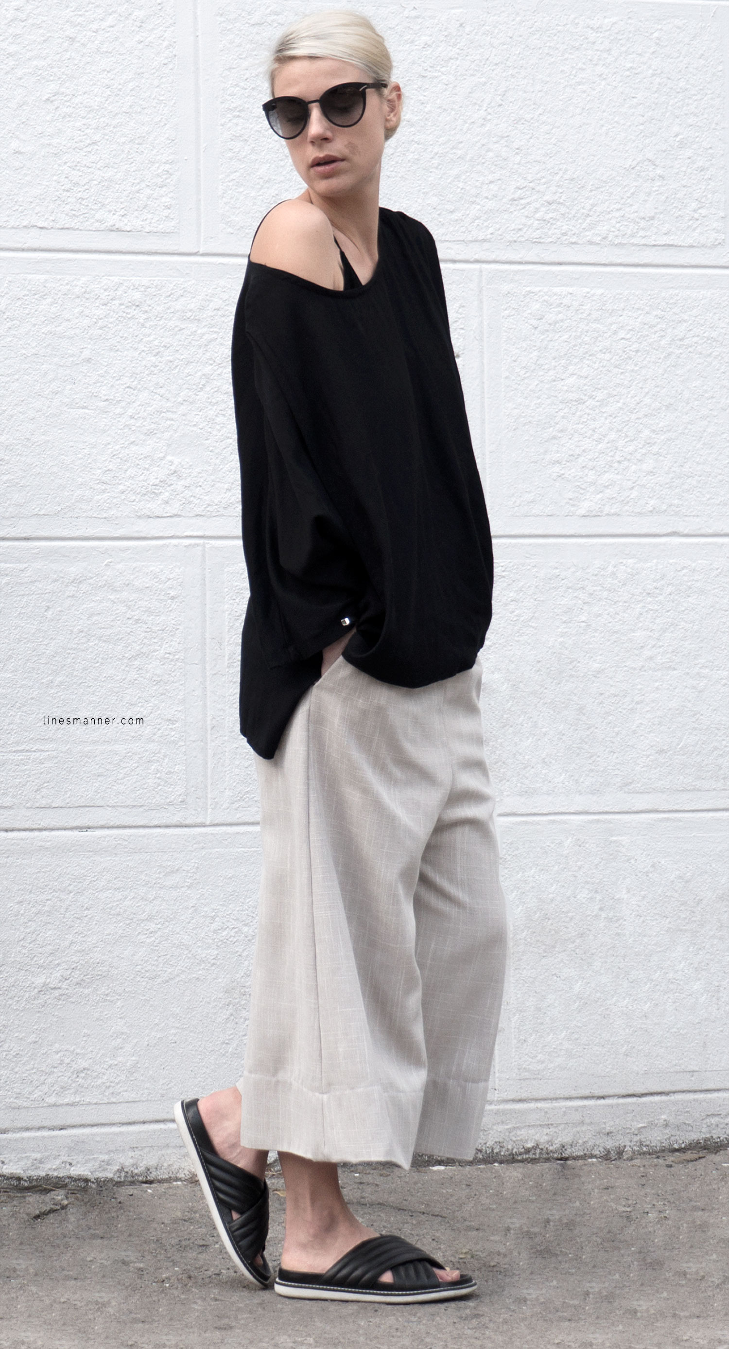 Lines-Manner-Modern-Minimal-Effortless-Casual-Wide_Leg_Culotte-Coidlyn_Wight-Draped-Coton-Linen-Sustainable-Slow_Fashion-Neutrals-Structure-Volume-Fluid-Simplicity-Details-5