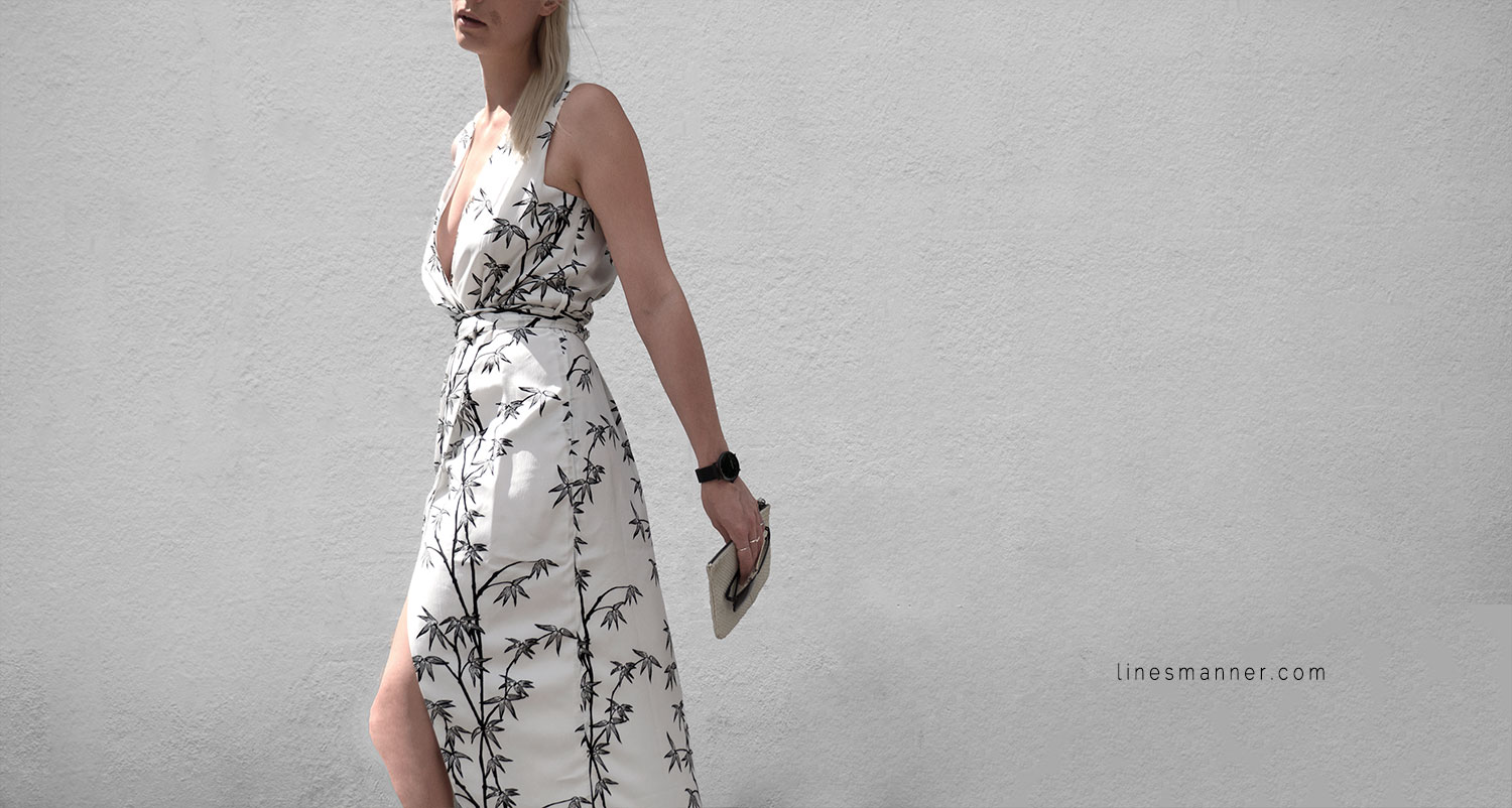 Lines-Manner-Minimal-Simplicity-Essentials-Bon_Label-Neon_Rose_Print-Bamboo-Slit_Dress-Wrap_Dress-Maxi_Dress-Fesh-Black_and_White-Casual-Elegant-Bright-Monochrome-7