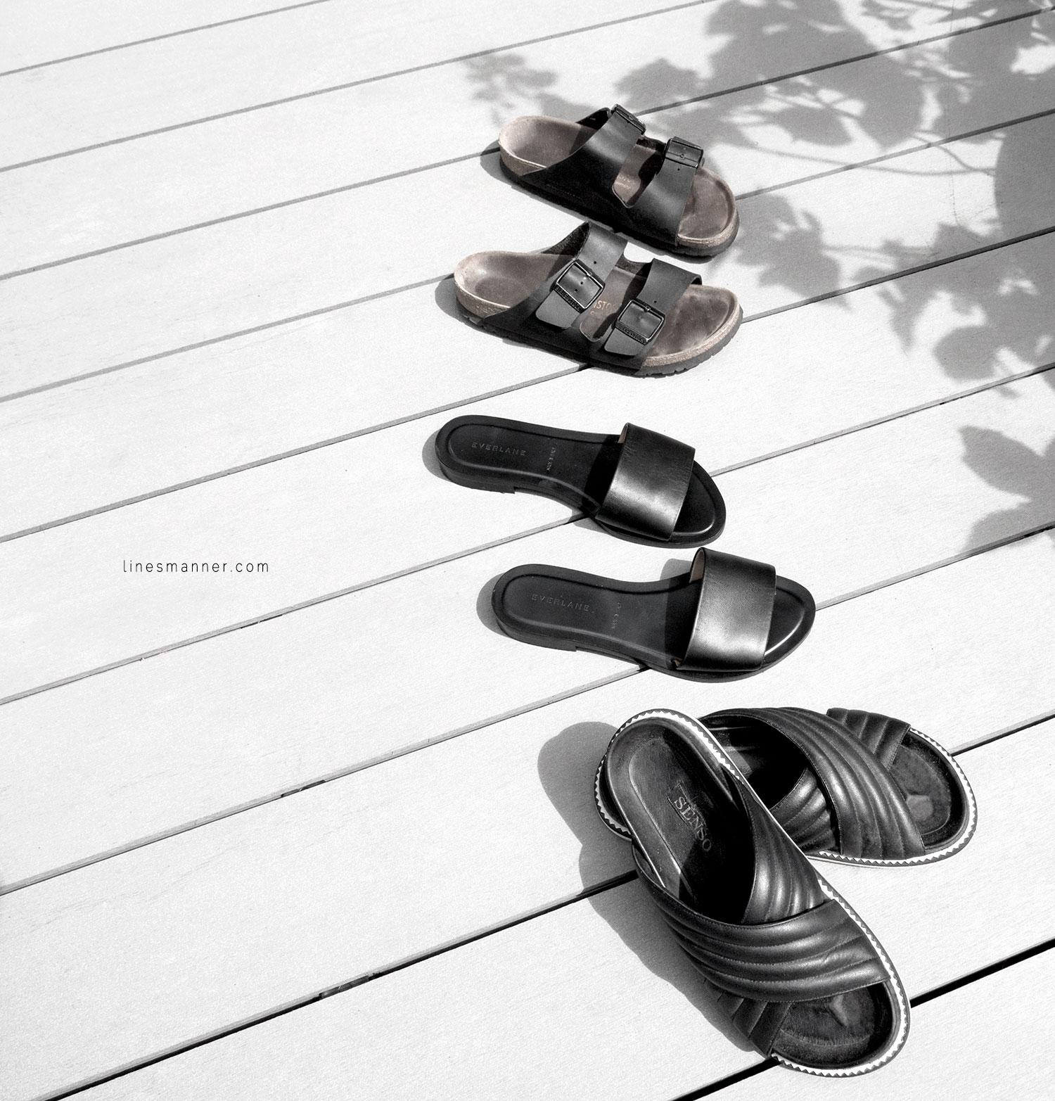 Lines-Manner-Summer-Shoes-Slides-Black-Leather-Minimal-Off_Duty-Senso_Everlane-Birkenstock-Essentials-Situation-2