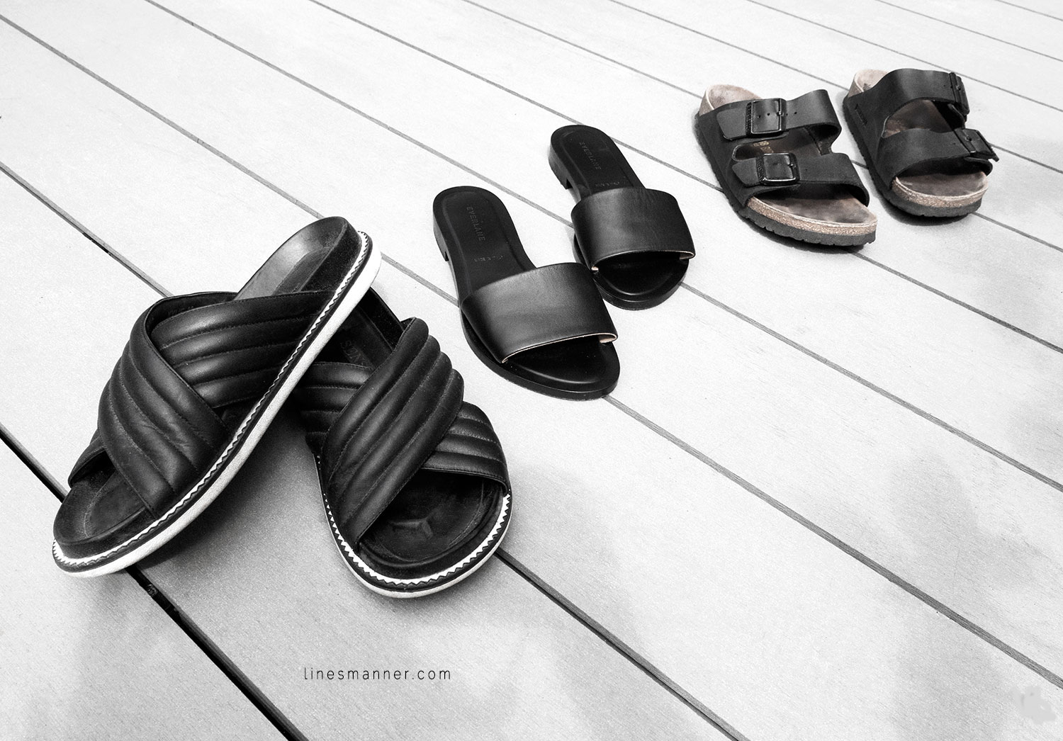 Lines-Manner-Summer-Shoes-Slides-Black-Leather-Minimal-Off_Duty-Senso_Everlane-Birkenstock-Essentials-Situation-6