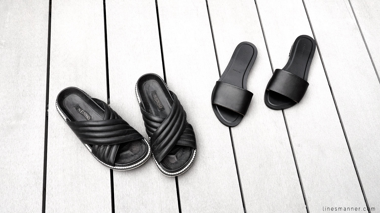 Lines-Manner-Summer-Shoes-Slides-Black-Leather-Minimal-Off_Duty-Senso_Everlane-Birkenstock-Essentials-Situation-1